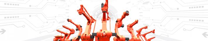 工业关节机器人